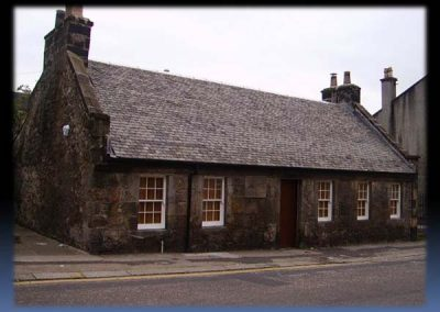 New Tannahill Cottage 2003