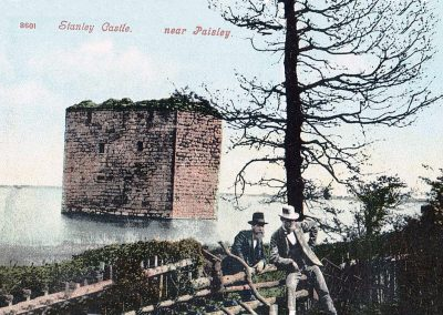 Stanly Castel, Paisley