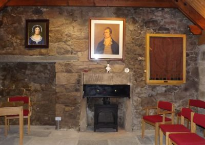 Tannahill's cottage interior-meeting room (2)