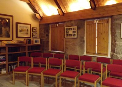 Tannahill's cottage interior-meeting room (4)